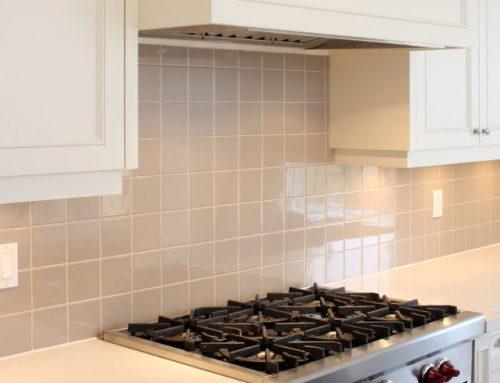 Jo Behari explains how to revamp kitchen tiles